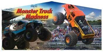 Banner - Monster Truck #01