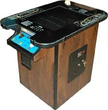 ARC - Video Game Galaxian Table Top
