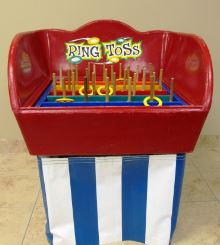 GAME - Bin - Ring Toss #03