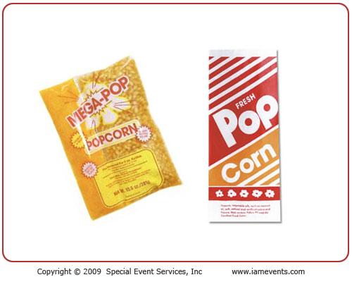CON - Popcorn Additional Kit