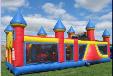 OBS - 30 Ft Obstacle Course+
