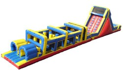 OBS - 75 Ft Obstacle Course