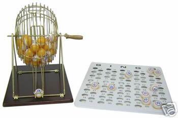 PRIZE - Bingo 100 Boards #01