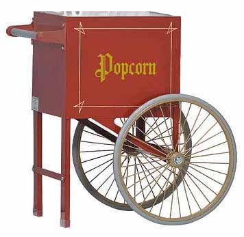 CON - Popcorn Cart #01