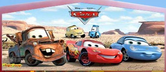 Banner - Disney Cars #01