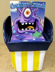 GAME - Bin - Creature Crunch