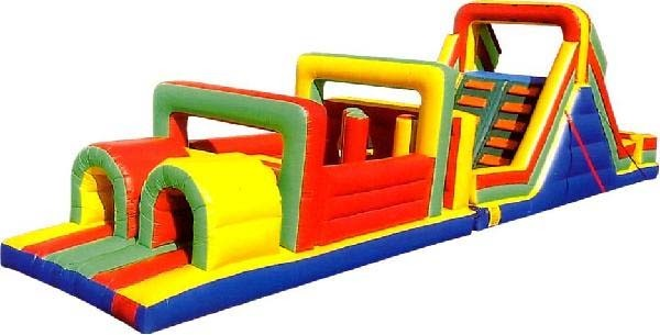 OBS - 52 Ft Mega Obstacle Course +
