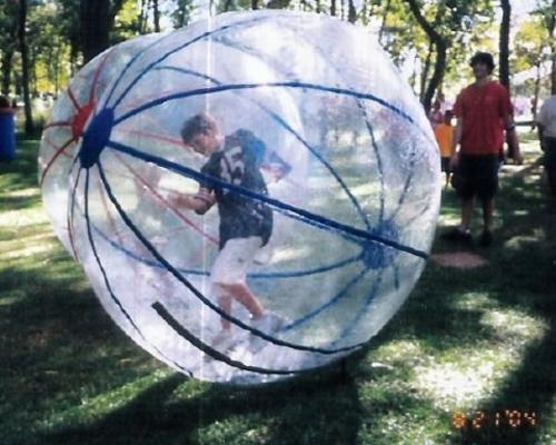 INT - Human Spheres