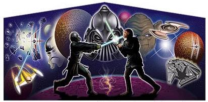 Banner - Space Wars #01