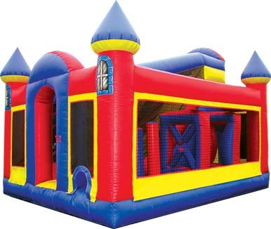 OBS - 70 Ft Obstacle Course