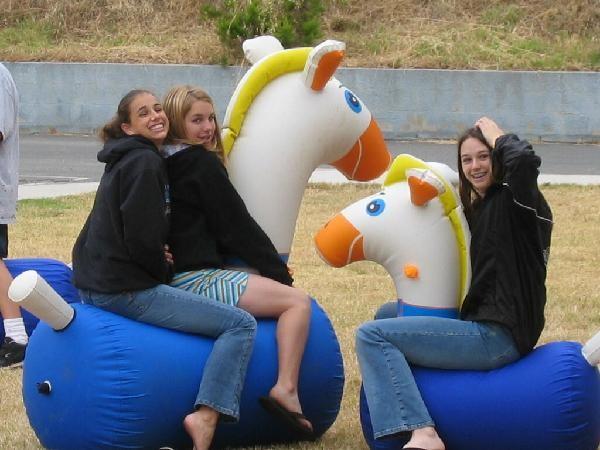 PICNIC - Pony Racers MED.