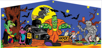 Banner - Halloween #02