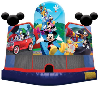 JUM - DSNR - Mickey's Club #01
