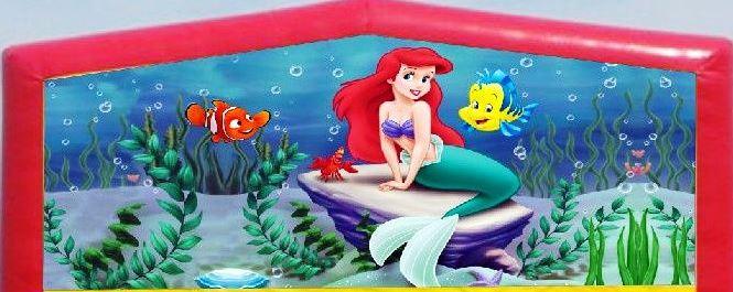 Banner - Little Mermaid #01