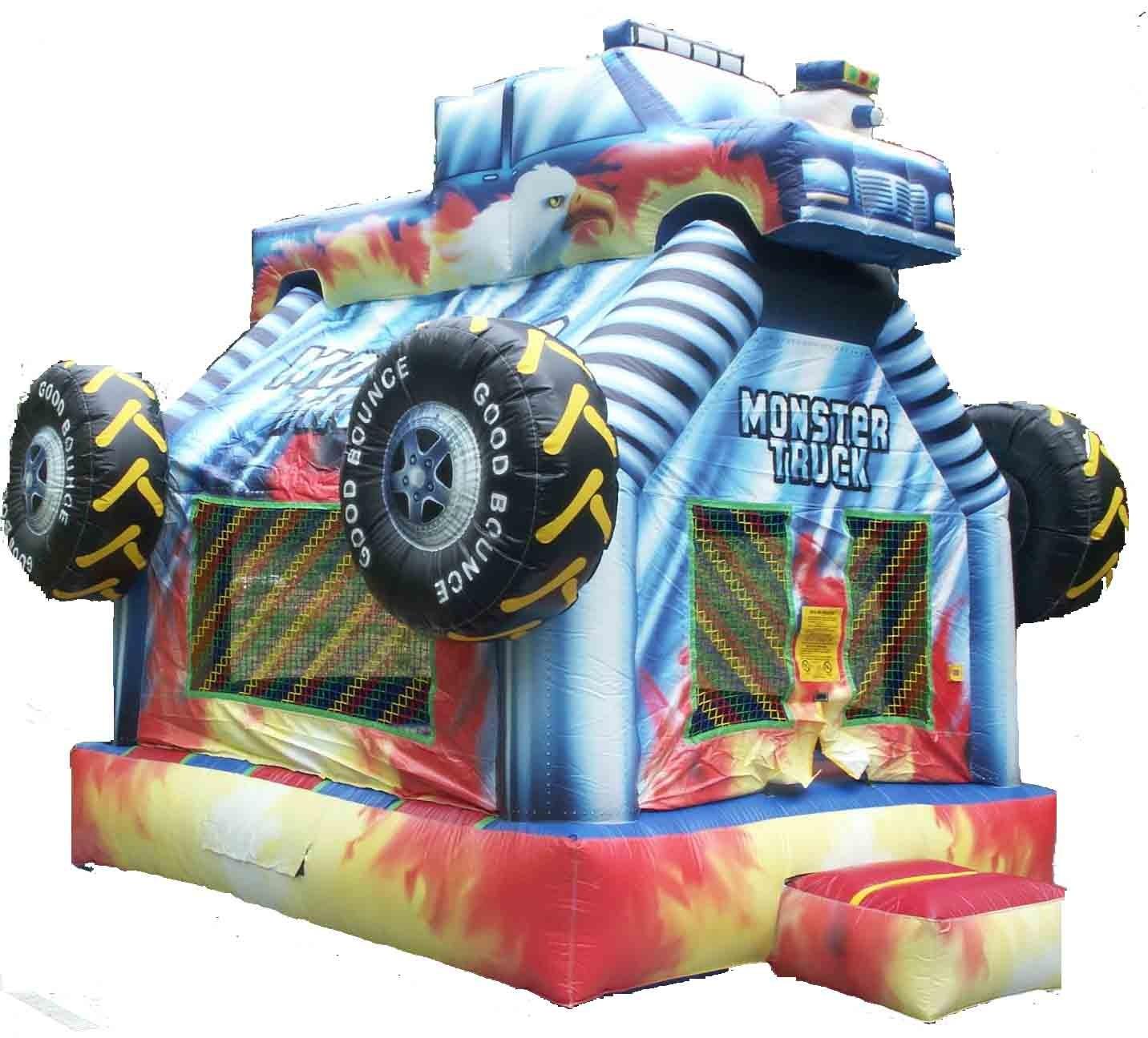 JUM - Standard - Monster Truck #01