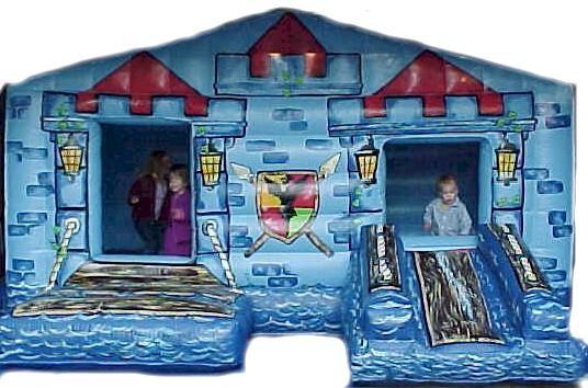 JUM - CHILD - Fun House Castle