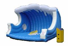 EXT - Mechanical Wave Surf Board #1