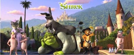 Banner - Shrek #01