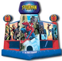 JUM - DSNR - Spiderman Club #01