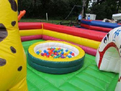 JUM - CHILD - Animal Playground