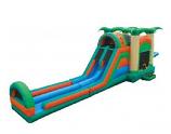 JUM - W/D - Tropical Double Slide Water Add On
