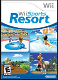 AV - Wii Game - Resort #01