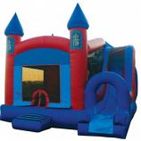 JUM - W/D - Castle Jump And Slide #01