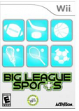 AV - Wii Game - Big League Sports