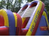 OBS - 50 Ft Zip It Obstacle Slide #01+