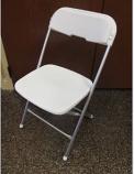 TTC - Folding Chairs White