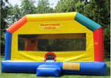 JUM - DSNR - Jumbo Bounce House #2