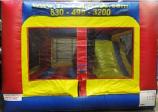 JUM - CHILD - 3 N 1 Mini Fun house